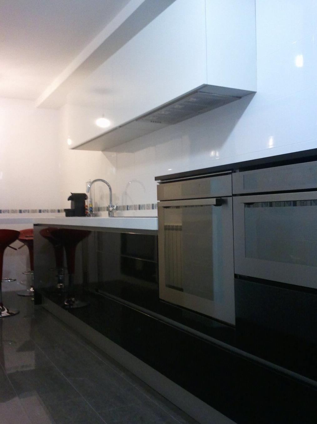 Tiendas muebles de cocina Leganés