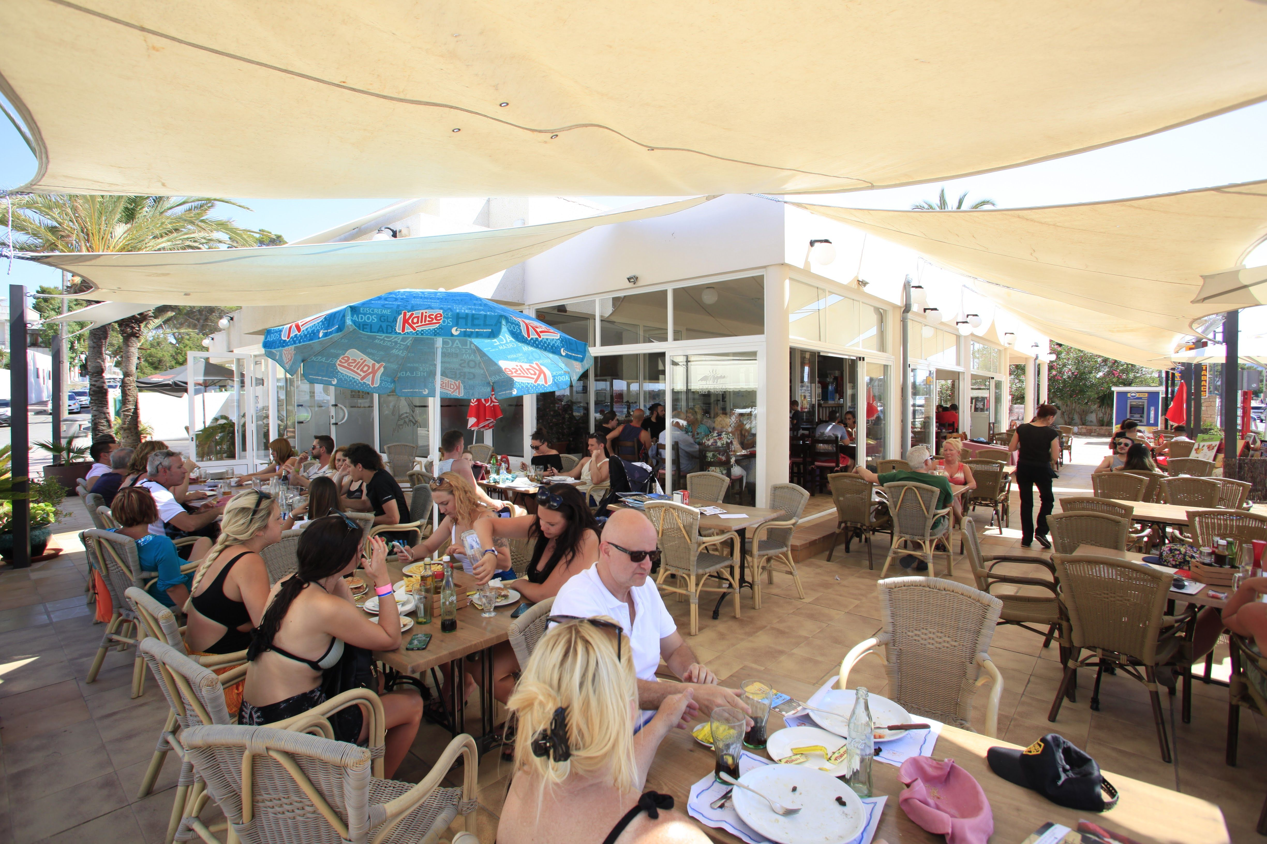 Foto 4 de Restaurante en Sant Antoni de Portmany | Restaurante Sa Punta D'es Moli