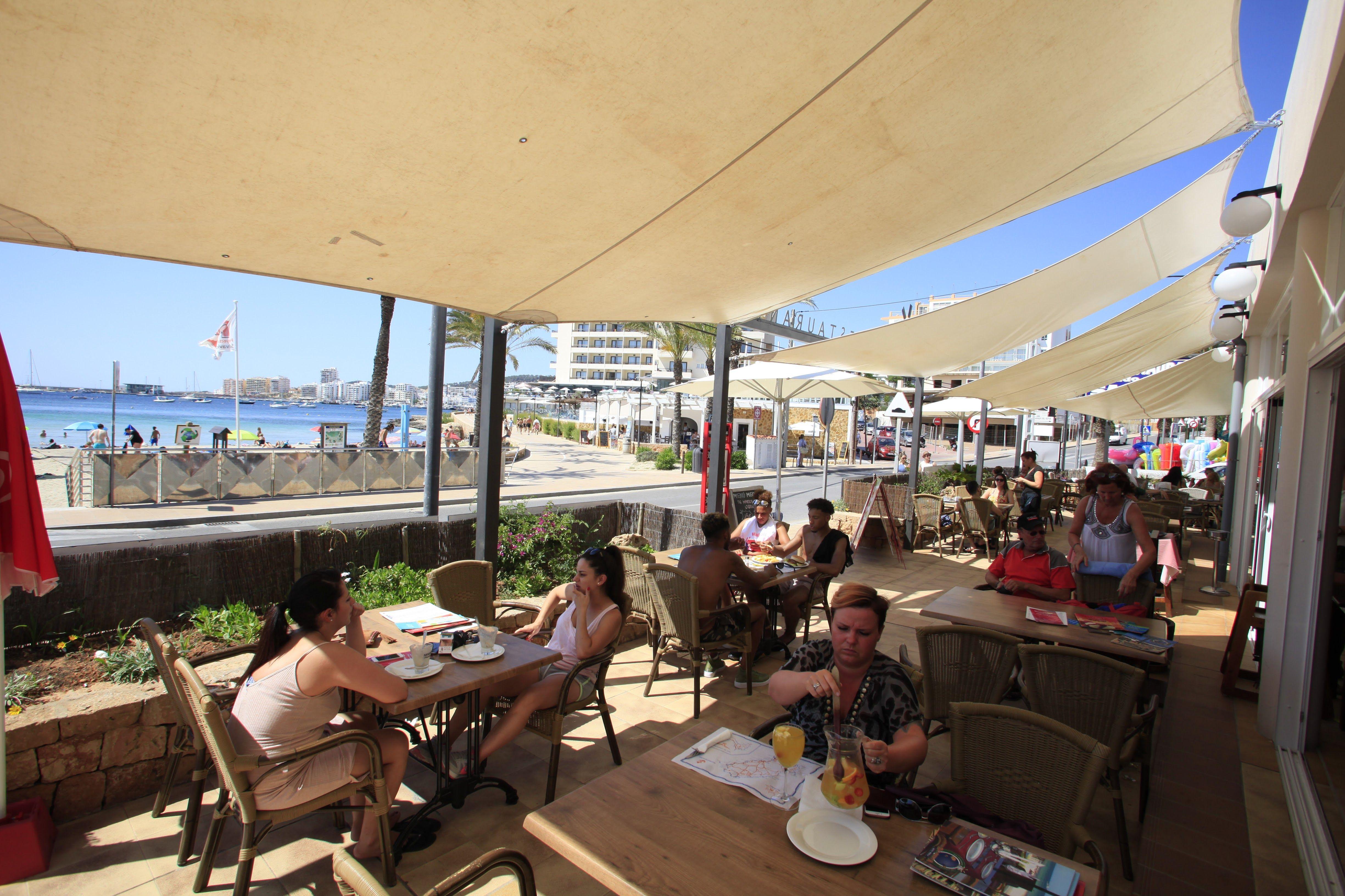 Foto 1 de Restaurante en Sant Antoni de Portmany | Restaurante Sa Punta D'es Moli