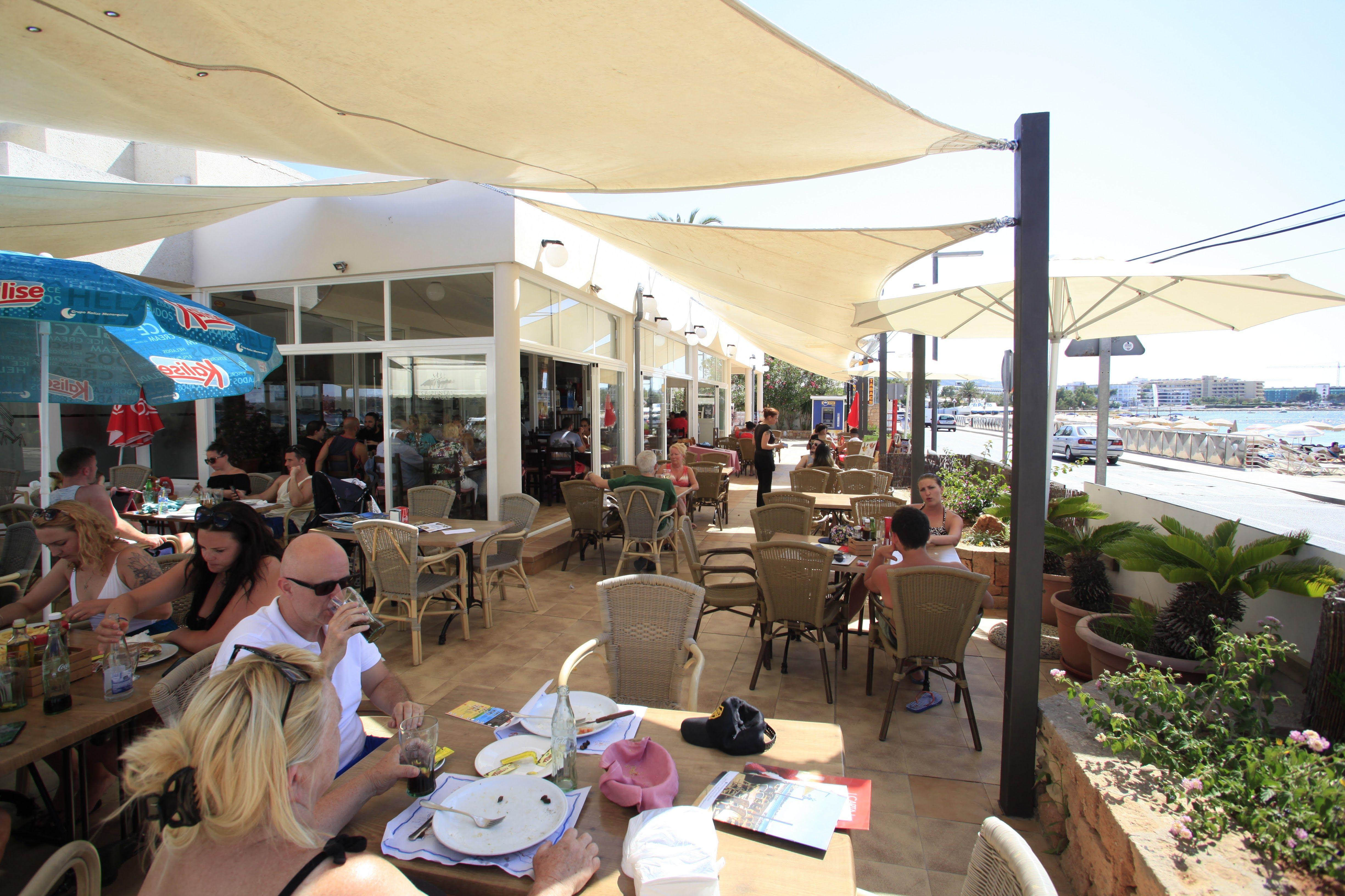 Foto 3 de Restaurante en Sant Antoni de Portmany | Restaurante Sa Punta D'es Moli