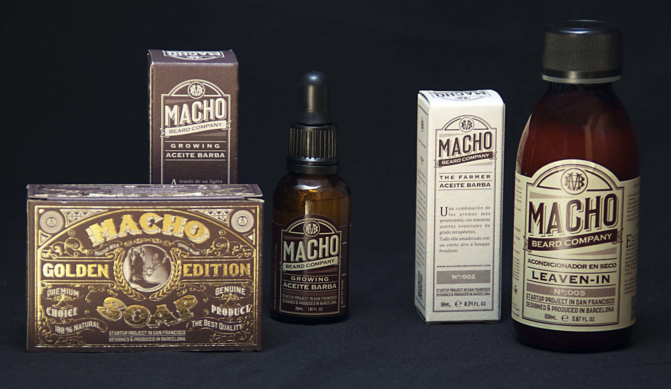 macho beard: Productos y servicios de Peluquería Barbería Fco Guerrero