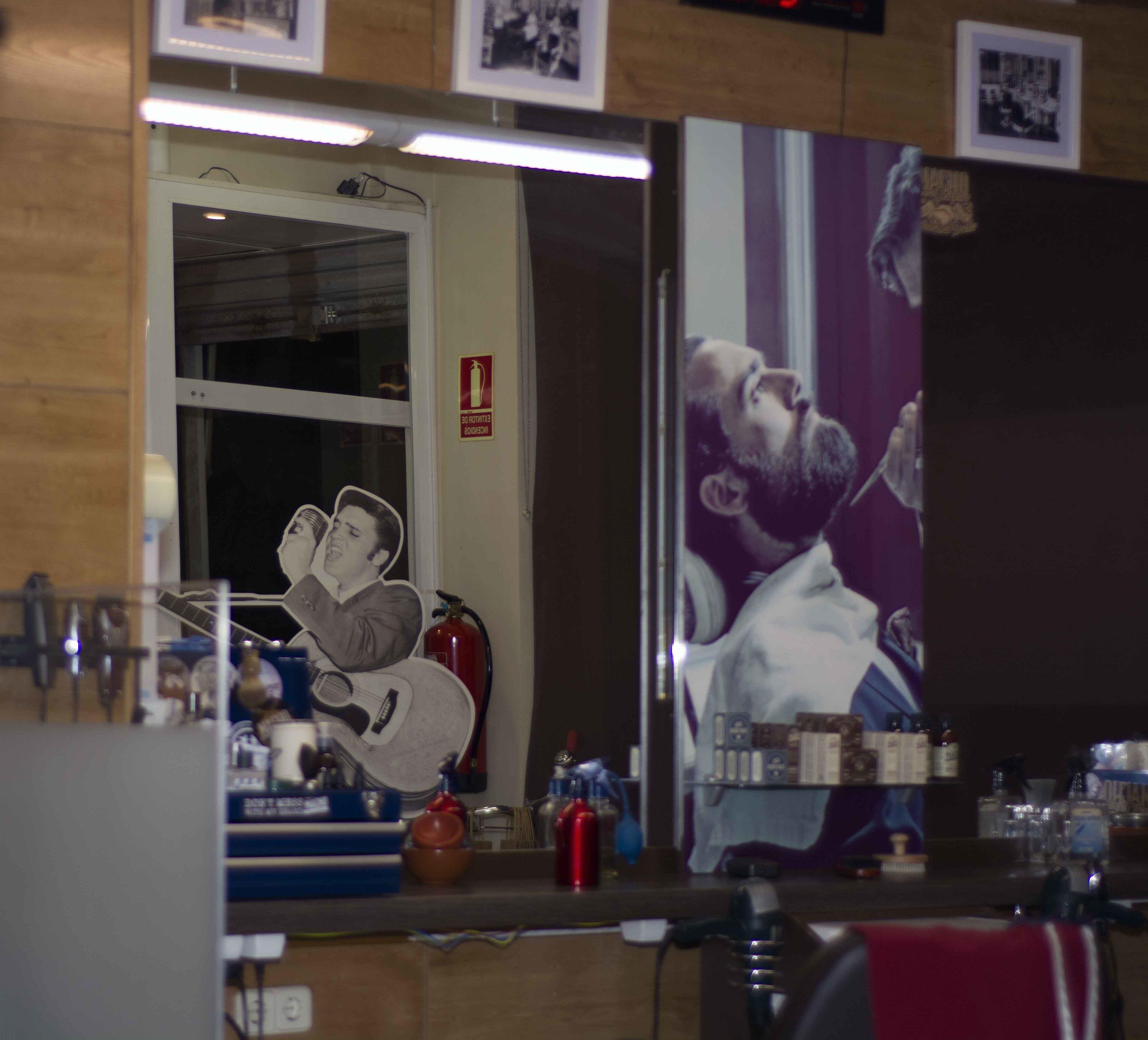 Peluquería de caballeros barbería en Torrejón de Ardoz