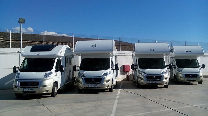Pernocta: Alquiler, venta  y servicios de Autocaravanas Seyla