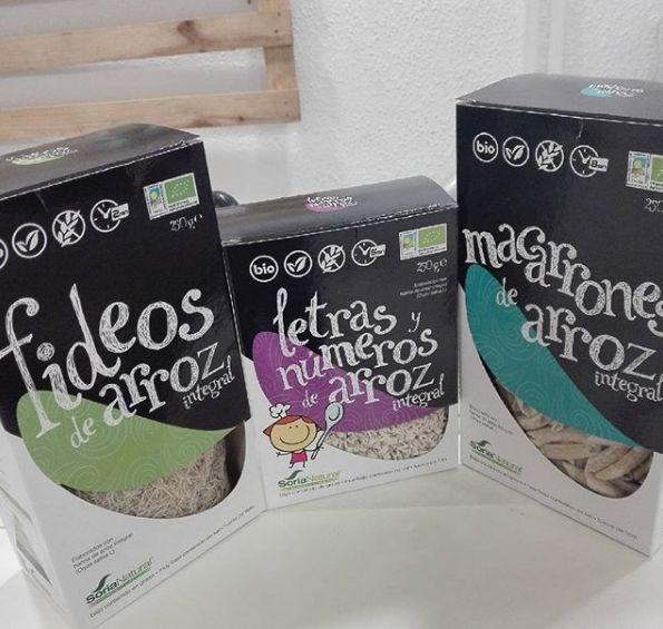 Alimentación ecológica vegetariana y vegana: Productos de Vilateca