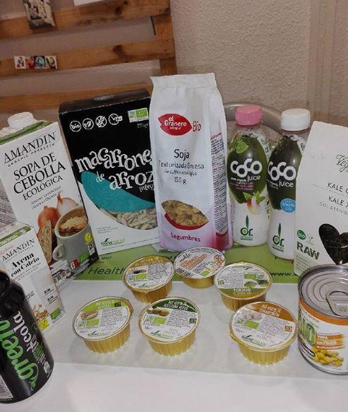 Alimentación vegana en Abrera