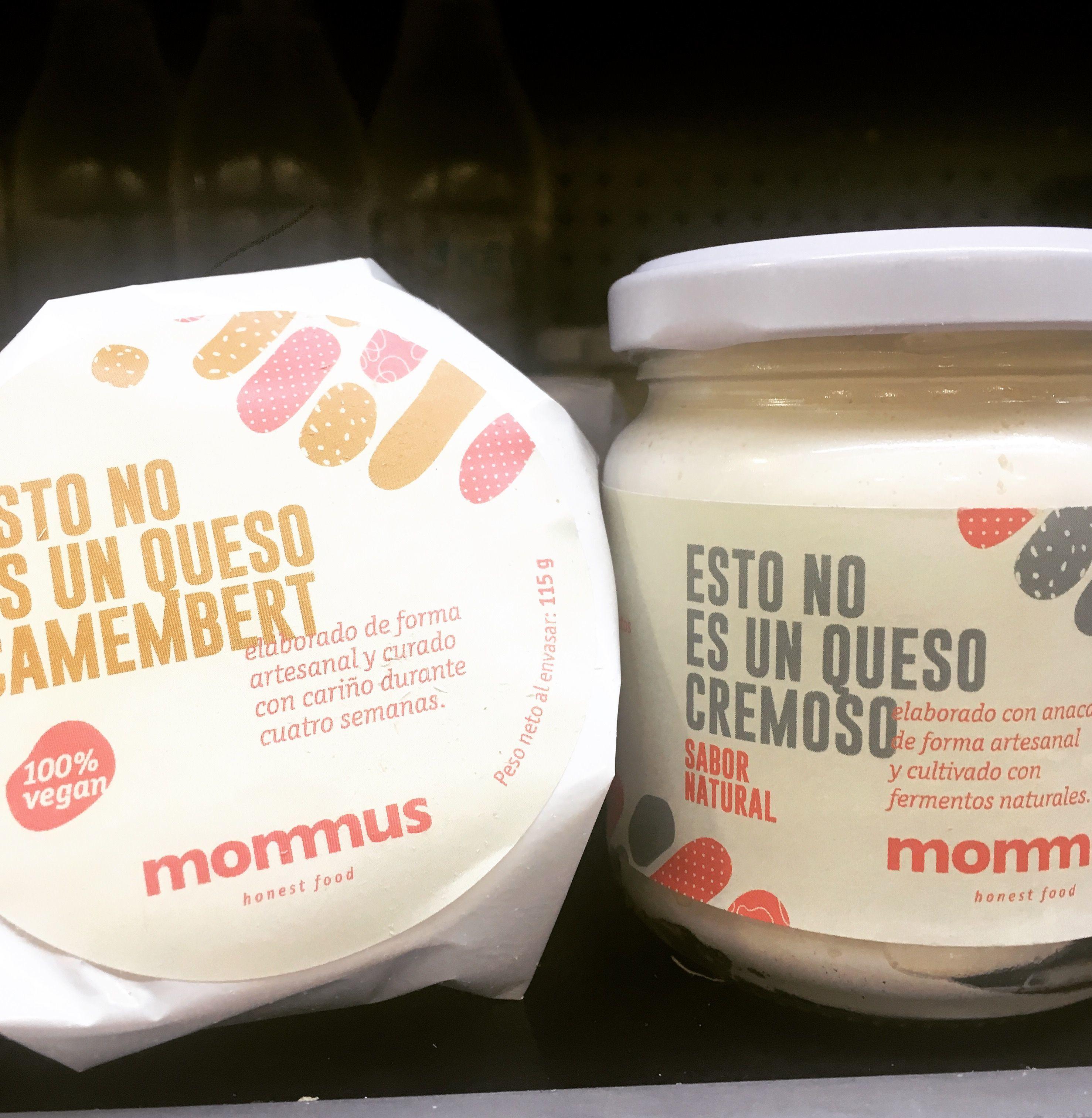 Mommus: Productos de Vilateca