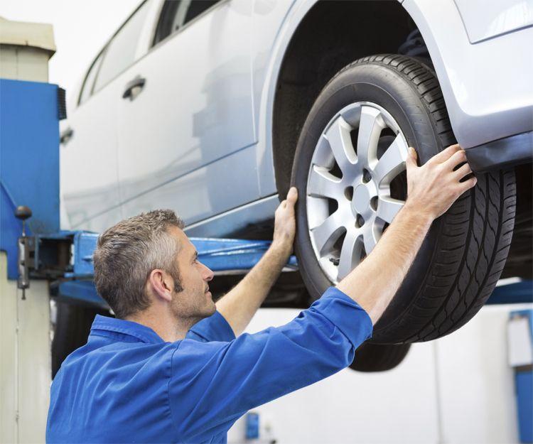 Cambio de neumáticos en Mejorada del Campo
