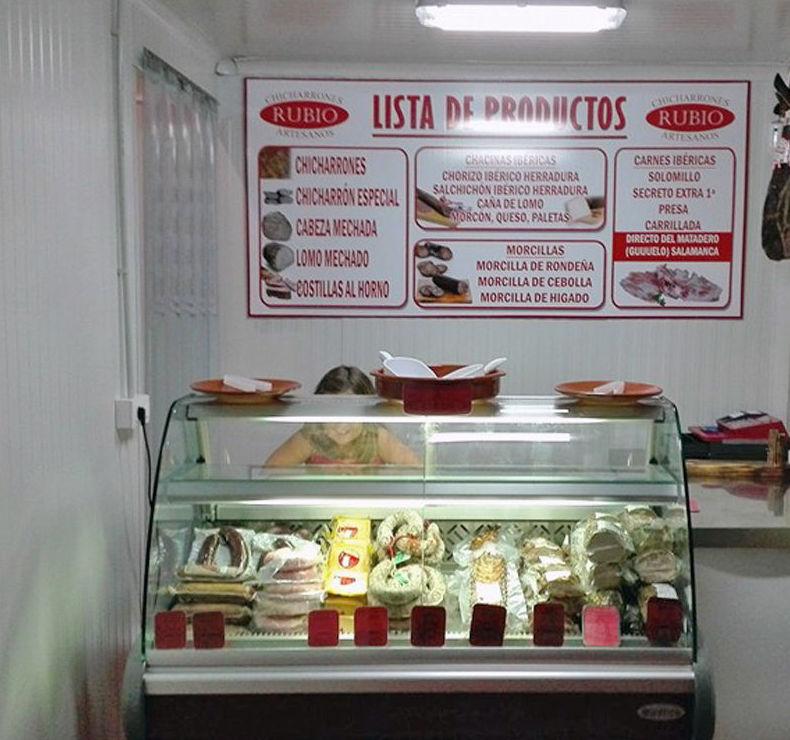 Empresa dedicada a la elaboración de productos derivados del cerdo