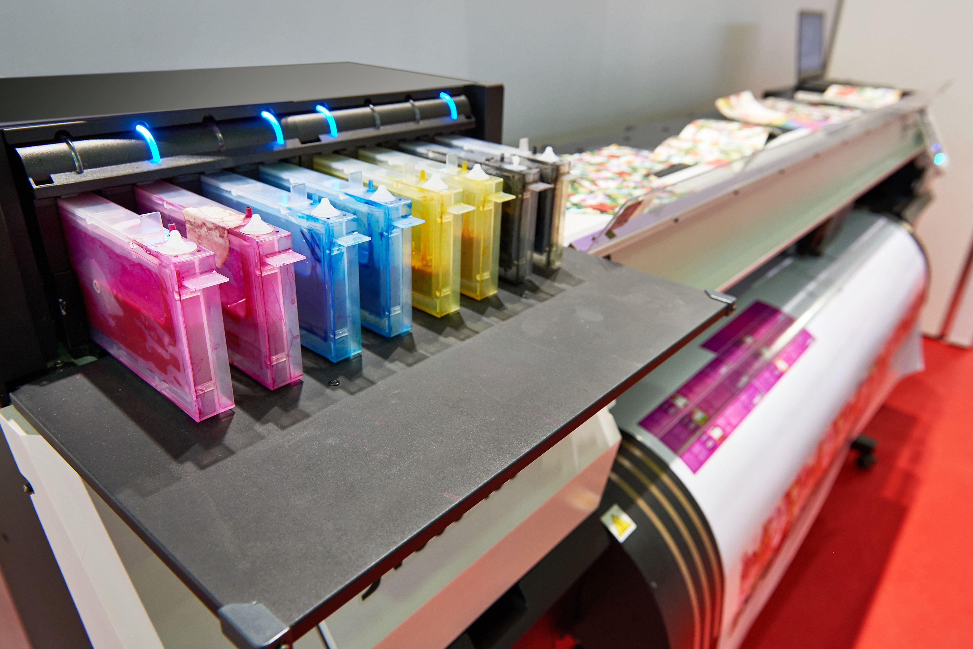 Impresión digital: Servicios de MRM Group