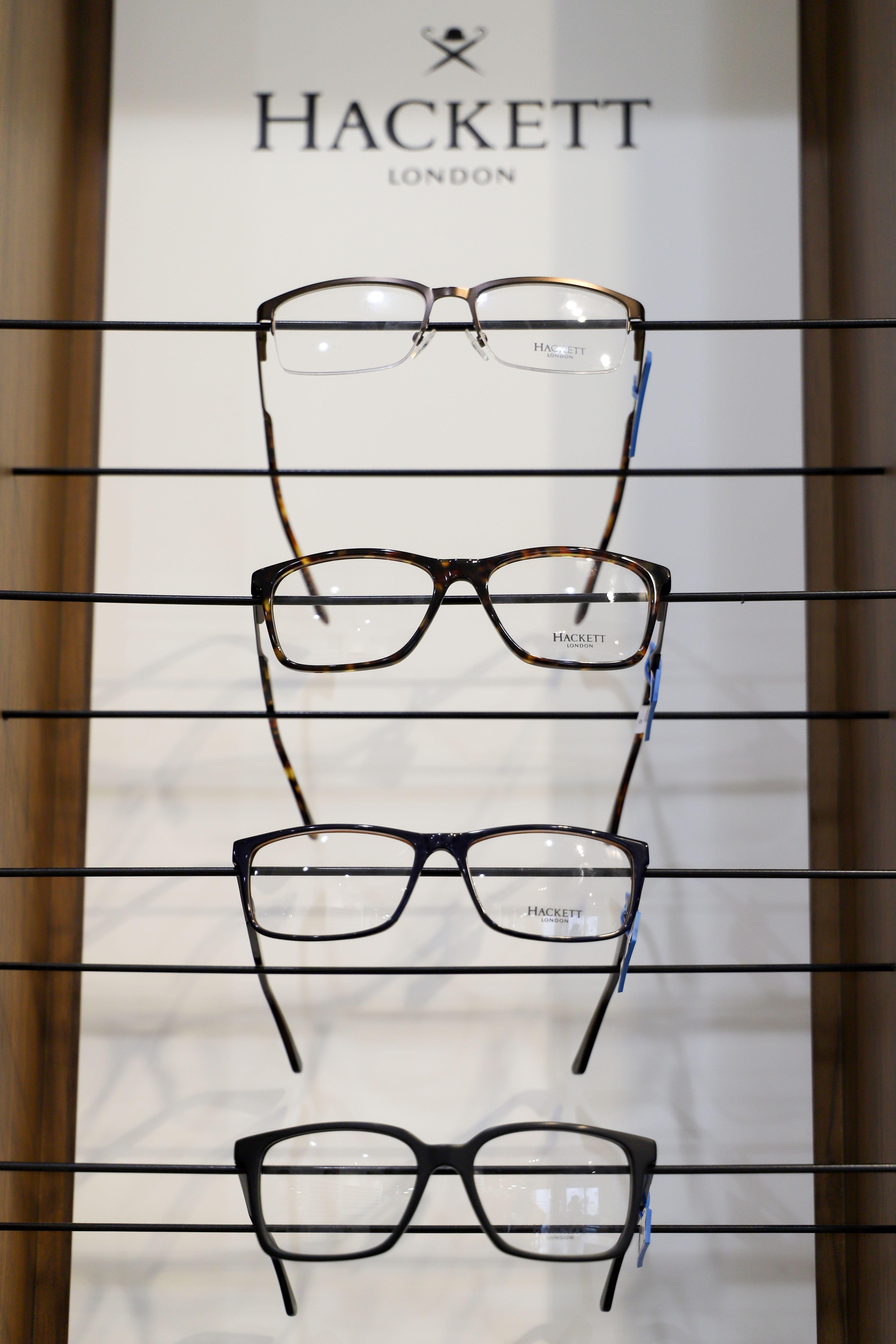 Las mejores marcas en gafas graduadas en Ávila Sur