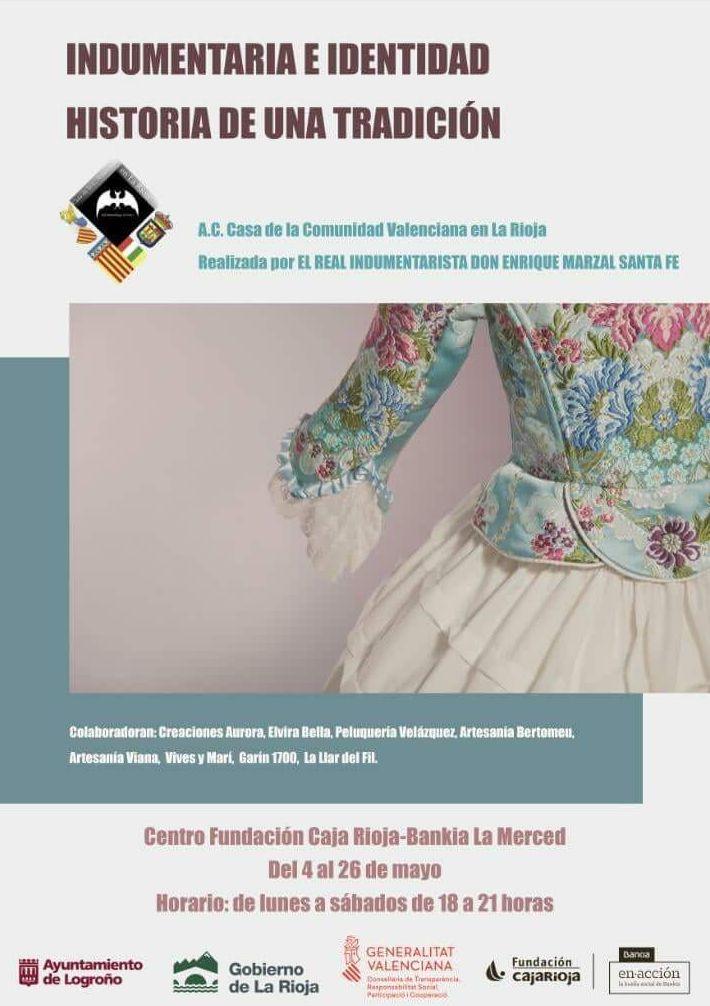 Exposición indumentaria regional