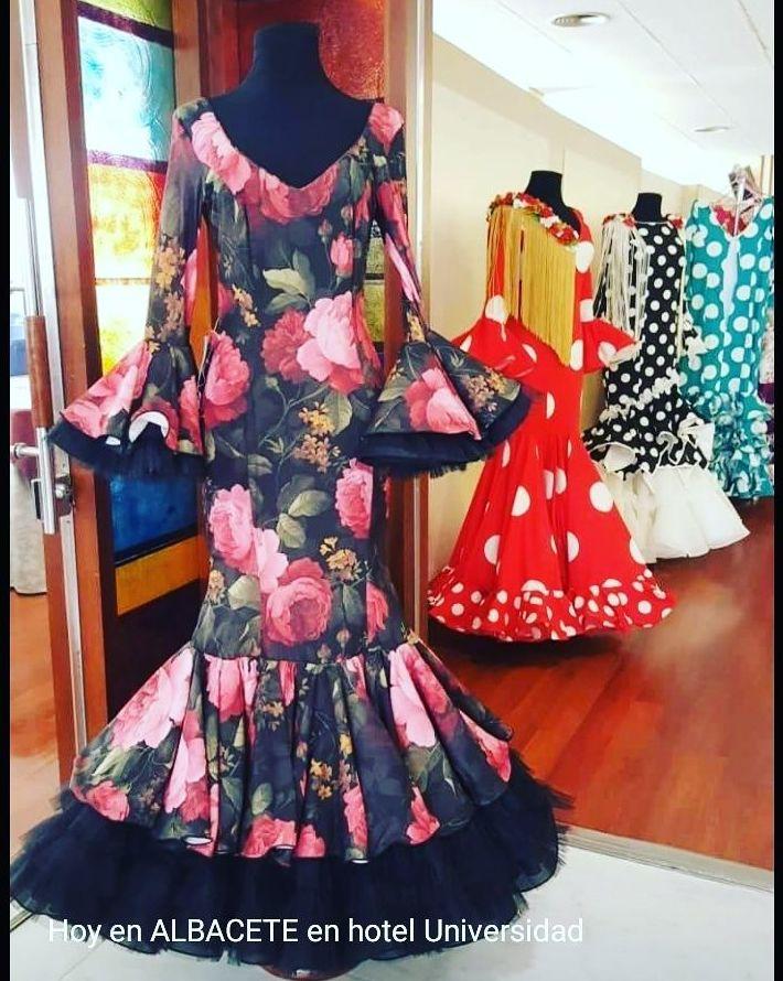 Maniquies para vestidos de flamenca
