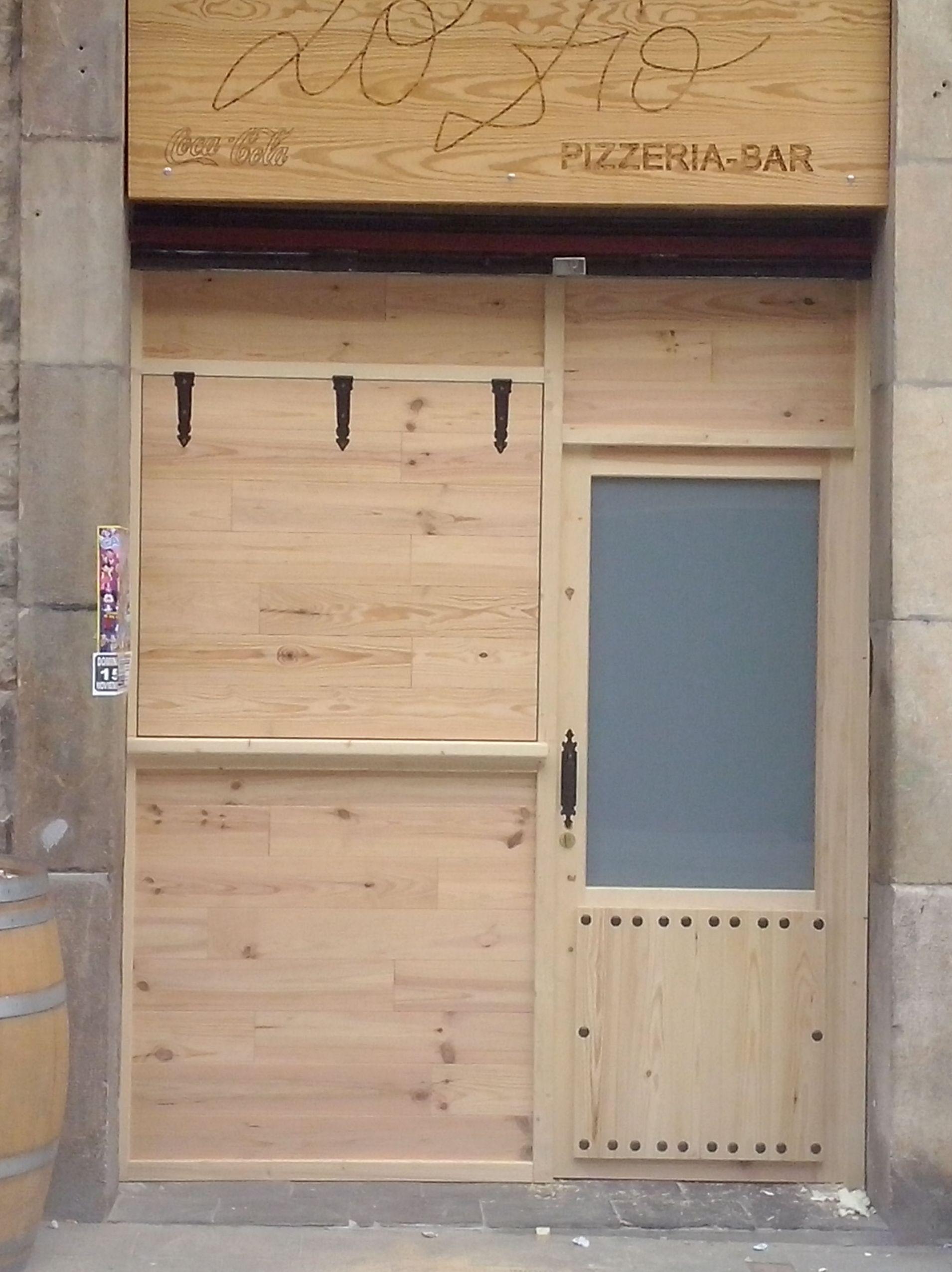 Puertas interiores a medida Tarragona