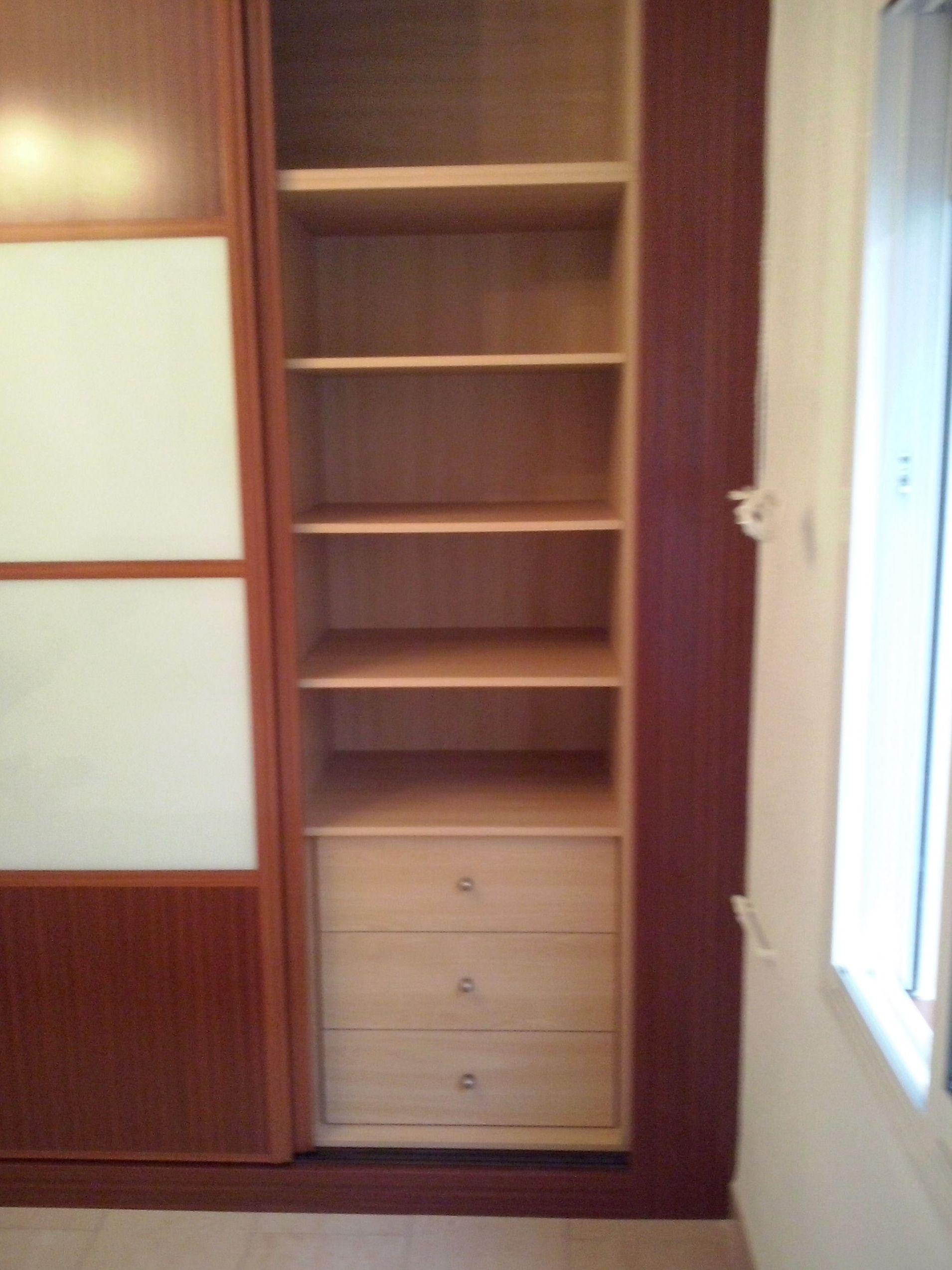 Interiores de armario personalizados