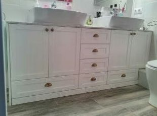 Muebles de baño a medida Tarragona