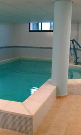 Residencia con servicios de fisioterapia, rehabilitación.. enTeruel