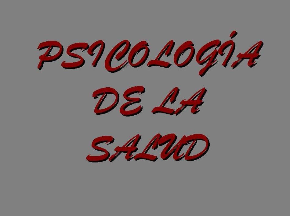 PSICOLOGÍA DE LA SALUD: SERVICIOS de Psicólogo Juan Fernando Pérez Ramírez