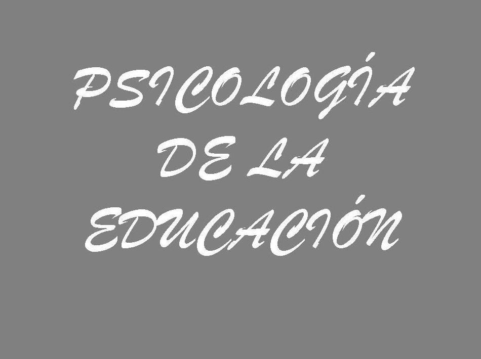 PSICOLOGÍA DE LA EDUCACIÓN: SERVICIOS de Psicólogo Juan Fernando Pérez Ramírez