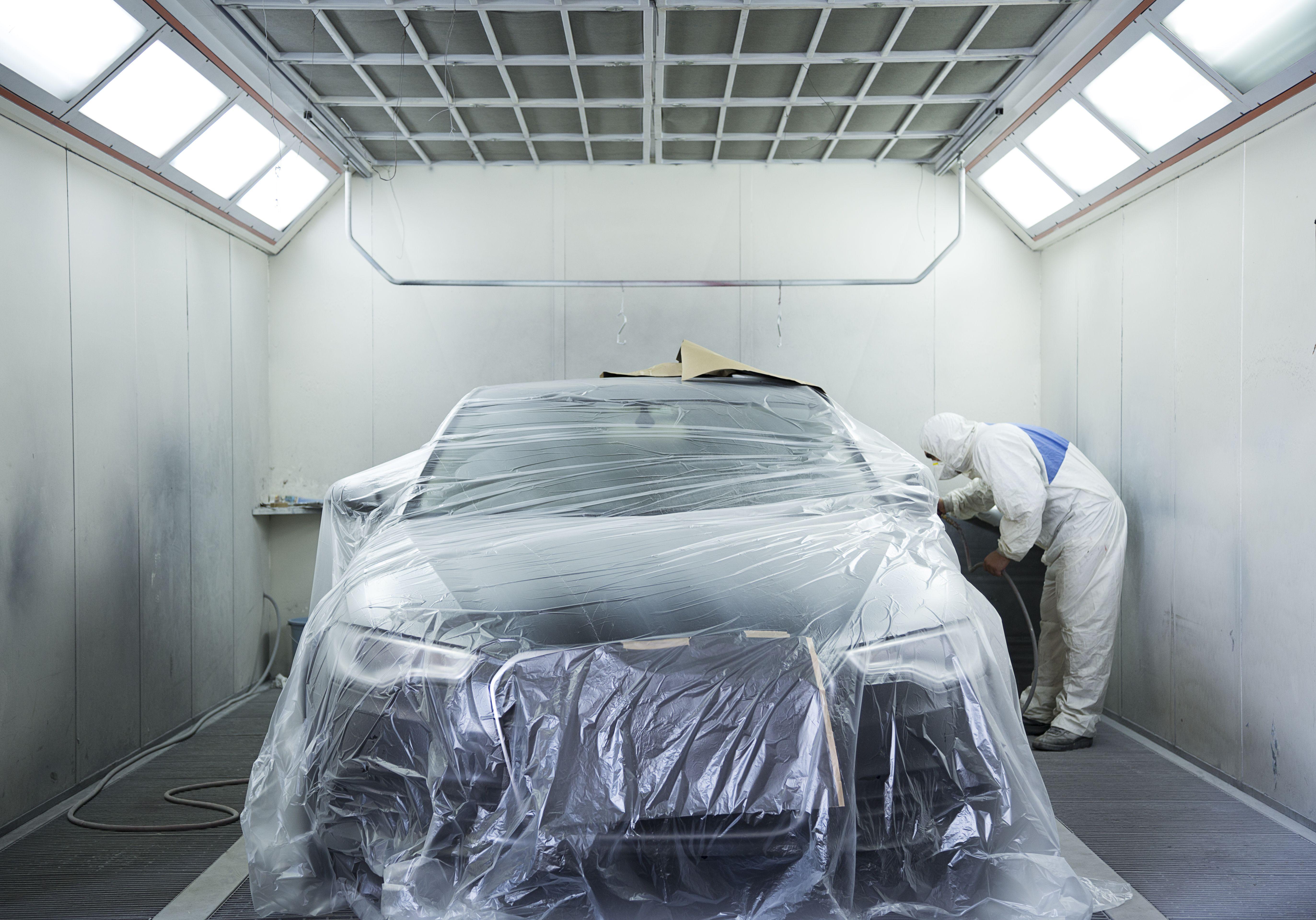 ¿Quieres pintar tu coche entero en Fuenlabrada?