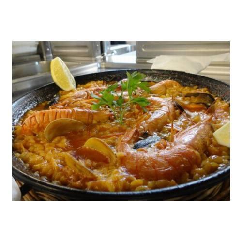 Arroces: Cocina mediterránea de Arrosseria