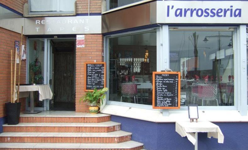 Restaurante La Arrosseria en Tarragona