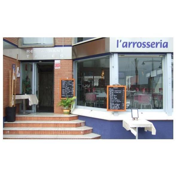 Tapas y mariscos: Cocina mediterránea de Arrosseria