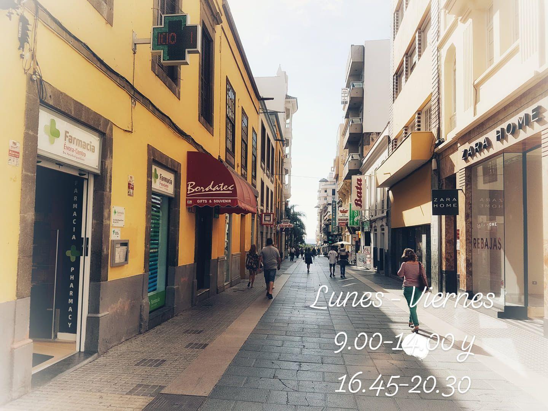 Dietas personalizadasen Santa Cruz de Tenerife