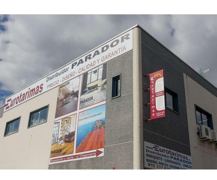 Gran distribuidor de tarimas de madera Parador con la mejor calidad en Boadilla del Monte