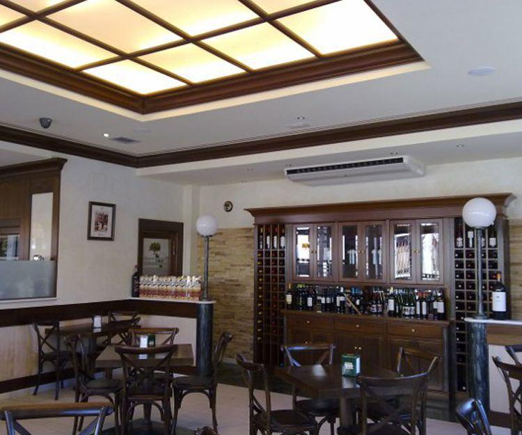 Materiales de construcción para bares en Toledo