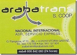 Foto 1 de Transporte de mercancías en  | Arabatrans