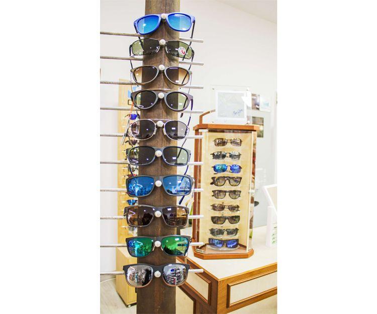 Venta de gafas de sol en Betanzos