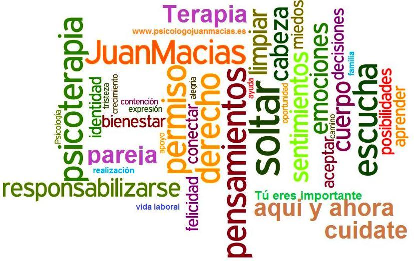 Foto 53 de Psicólogos en Madrid | Psicólogo Juan Macías