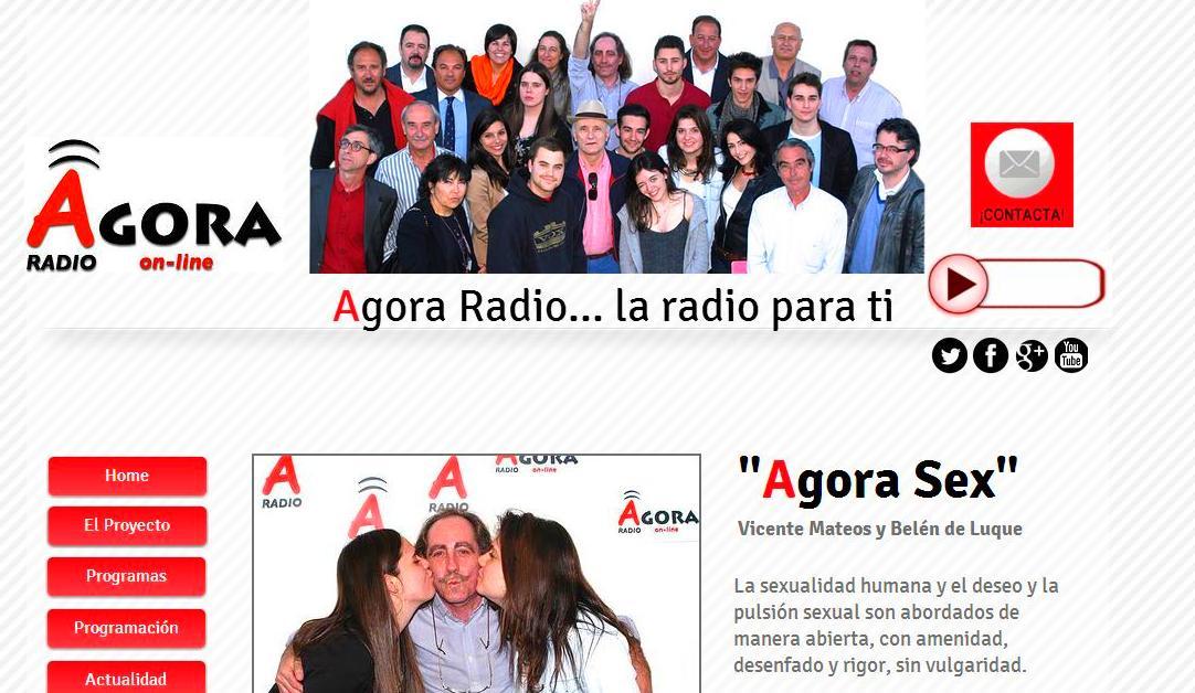 Programa de radio Agora Sex