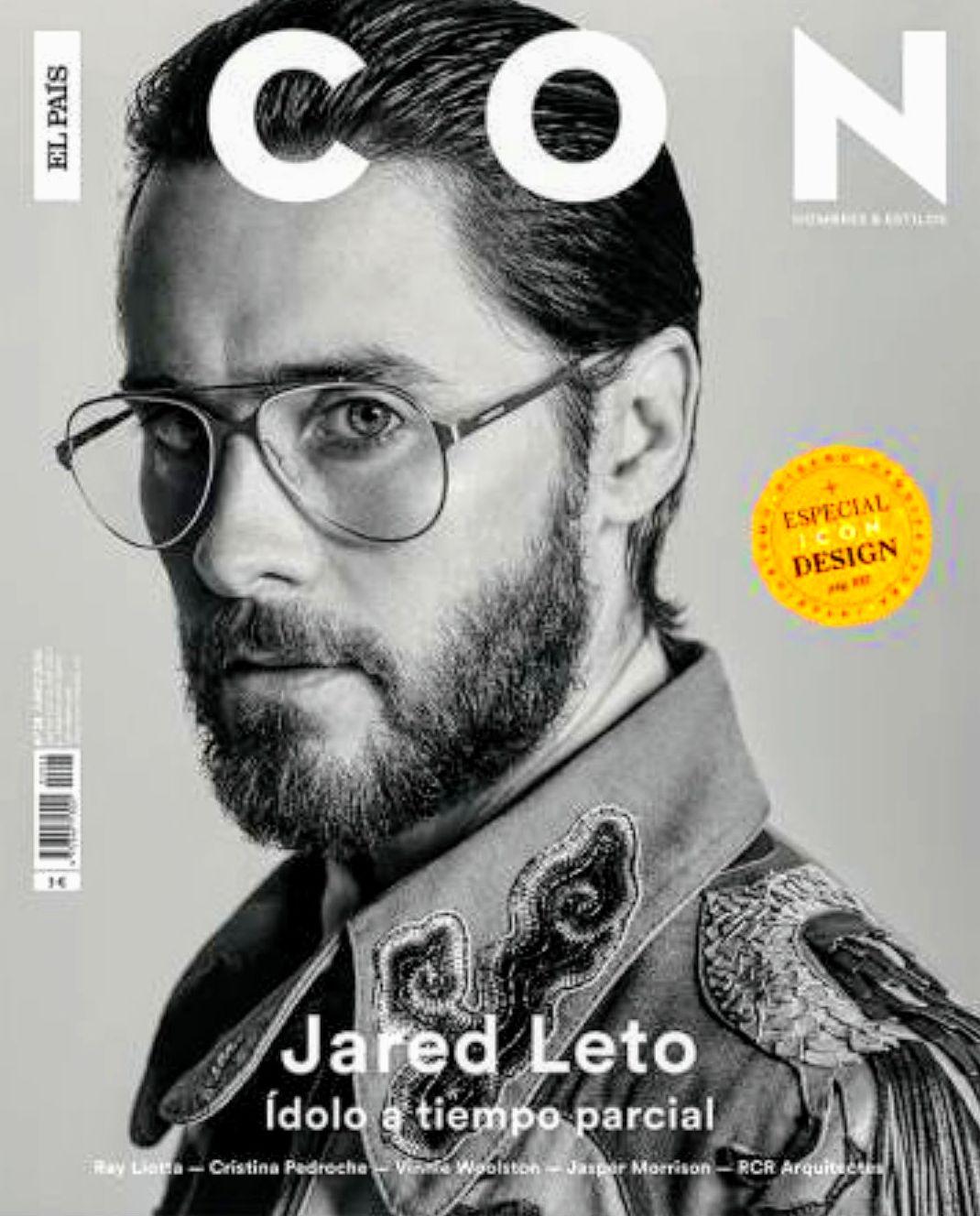 Nueva colaboración en Icon, la revista masculina de El País