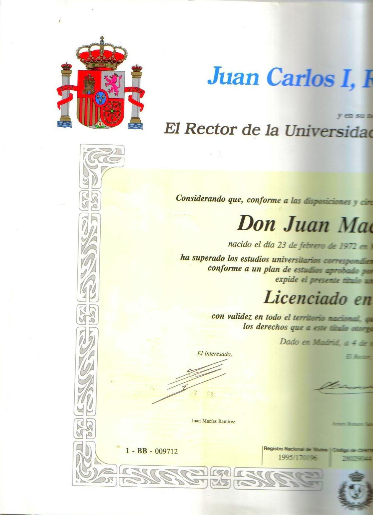 Profesionalidad y seriedad: Nuestros servicios de Psicólogo Juan Macías