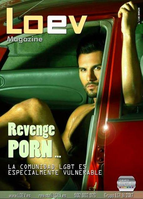 Colaboración con la revista LOEV, sobre Revenge porn