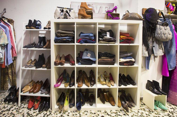 Zapatos y ropa de marca en Zaragoza
