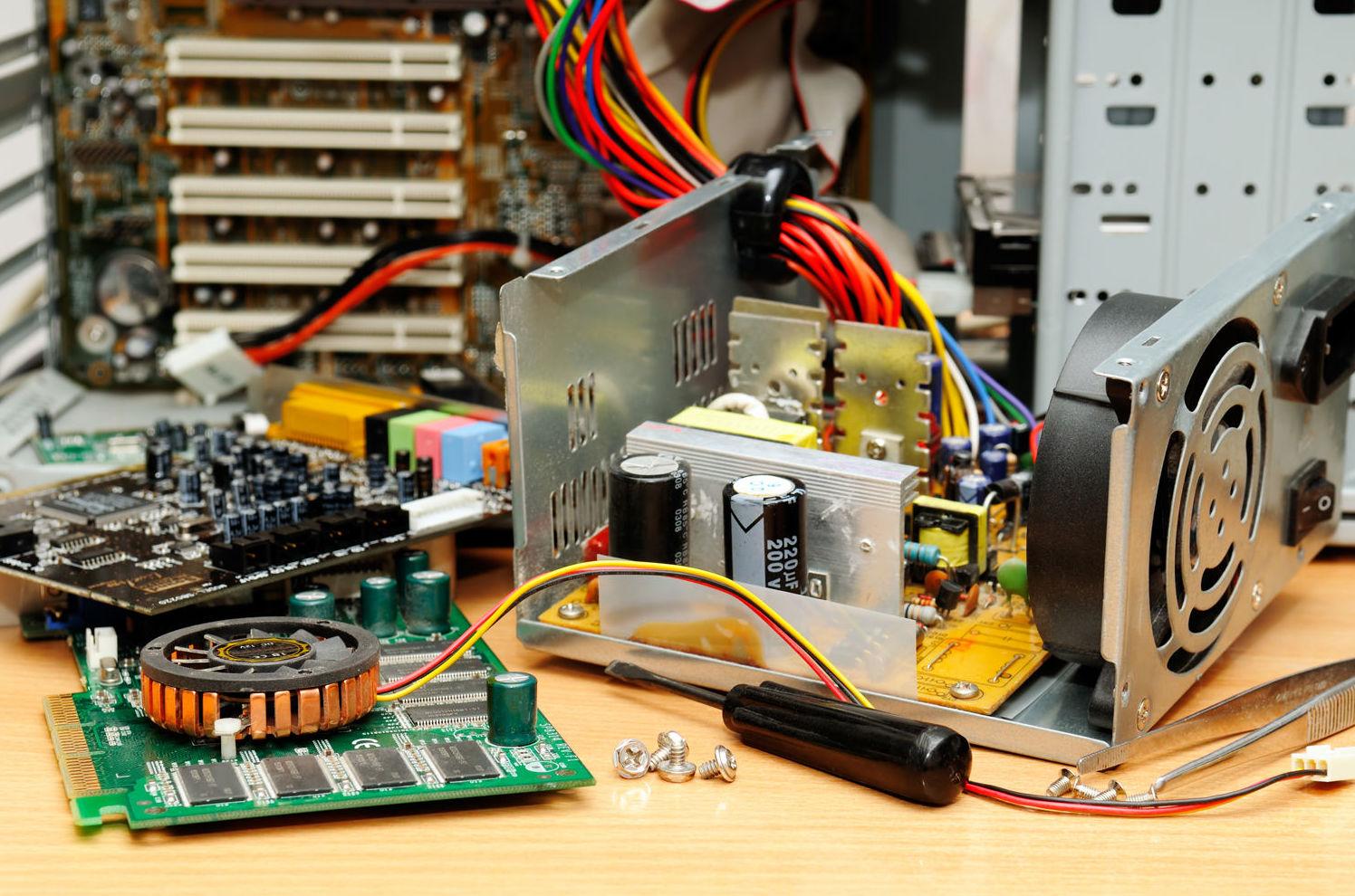 Reparación de ordenadores en Móstoles