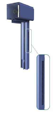 Foto 147 de Carpintería de aluminio, ventanas y balconeras, puertas, barandillas, persianas, aireación, etc en León | Aluminios Tascón