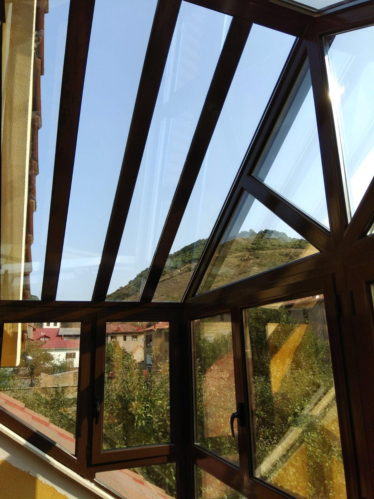 Carpintería de aluminio a medida en León