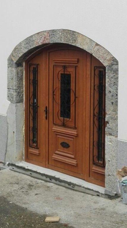 Puertas de exterior metálicas