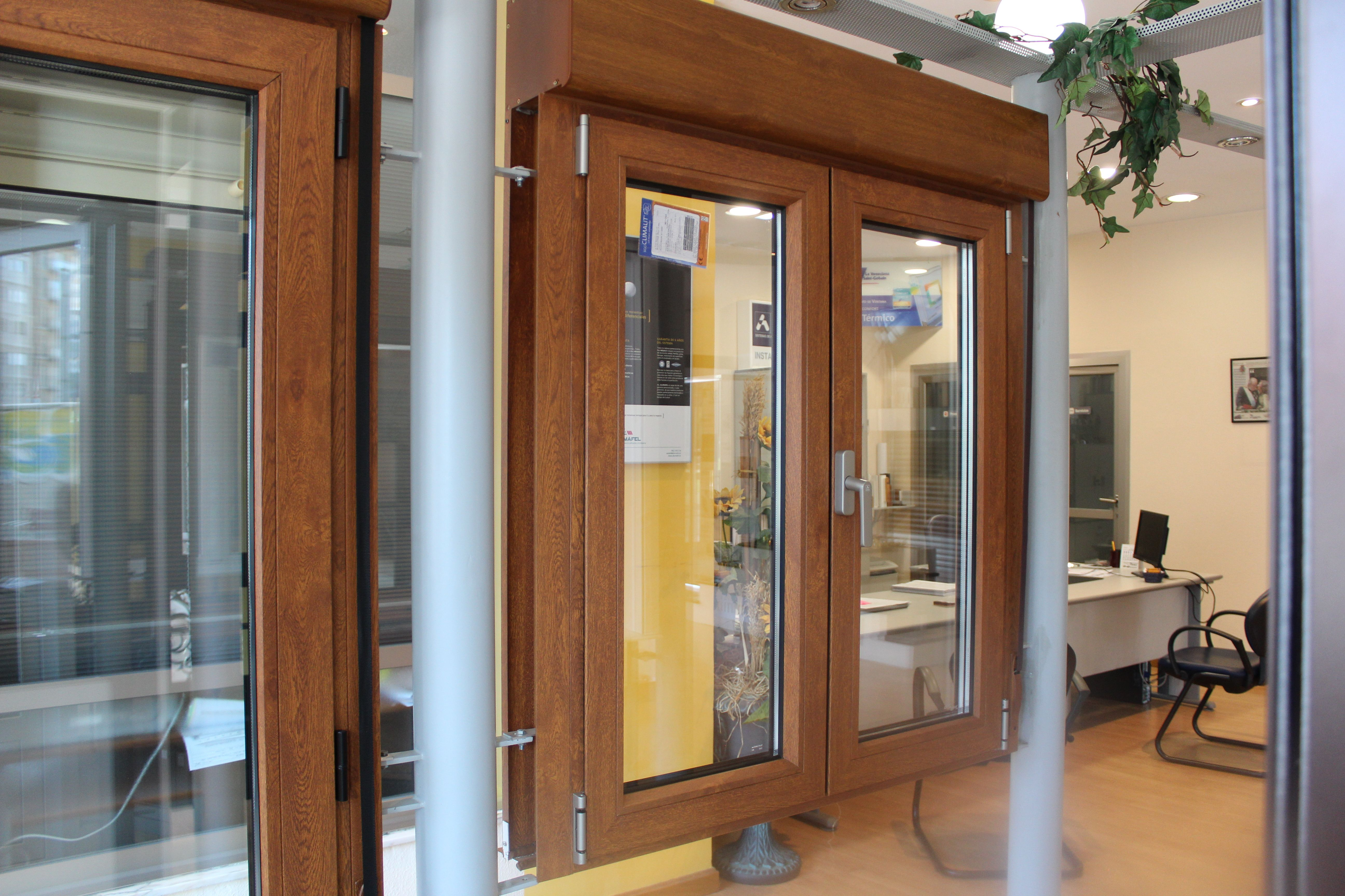Puertas y ventanas metálicas
