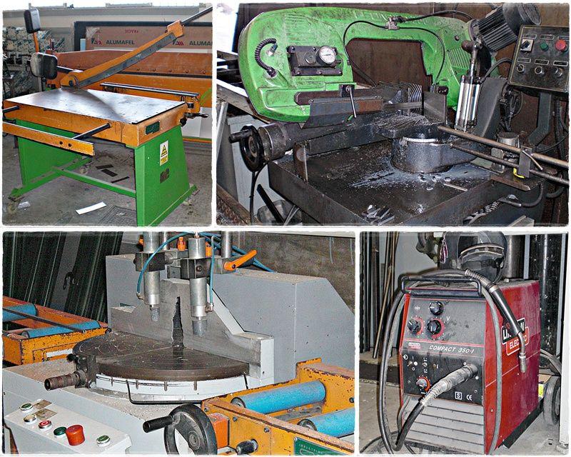 Trabajos en aluminio en León