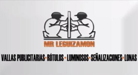 Foto 2 de Rotulación y señalización en Etxebarri | M.R. Leguizamón