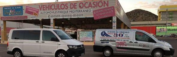 Foto 4 de Alquiler de coches y furgonetas en Cartagena | Navirent-Automóviles Parque Mediterráneo