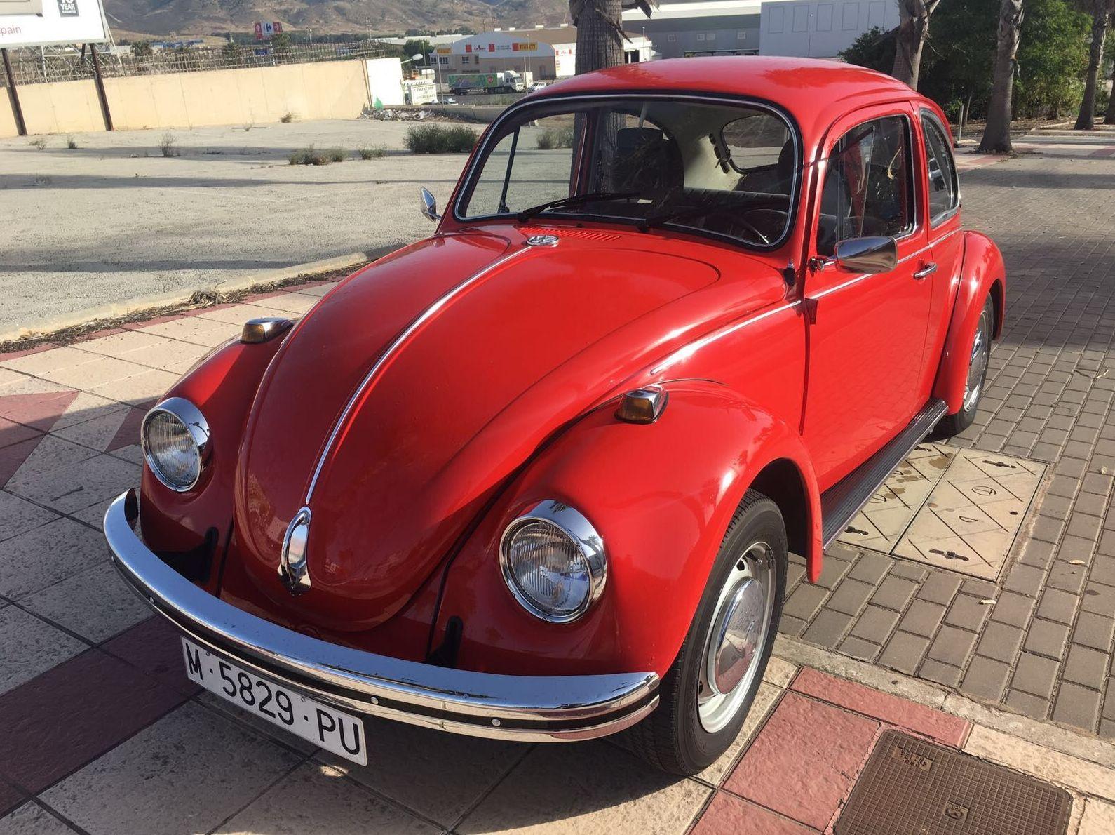 Volkskgagen Beetle: COCHES DE OCASION de Navirent-Automóviles Parque Mediterráneo