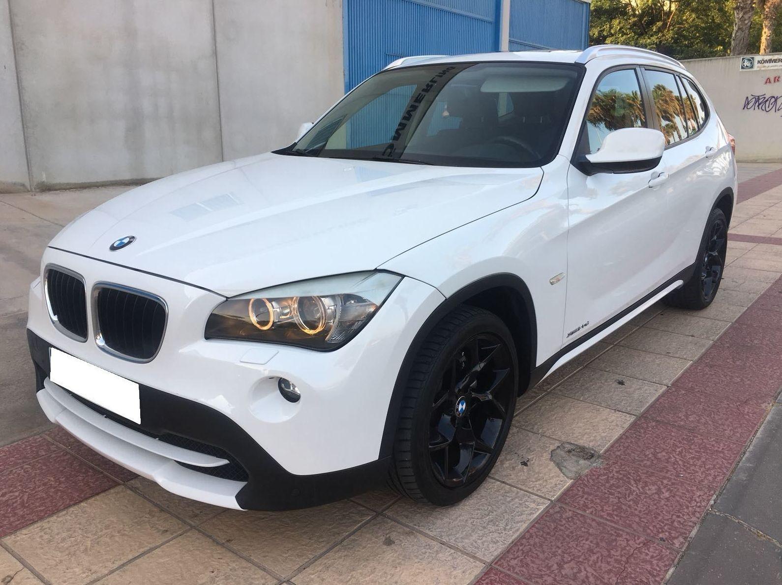 BMW X1: COCHES DE OCASION de Navirent-Automóviles Parque Mediterráneo