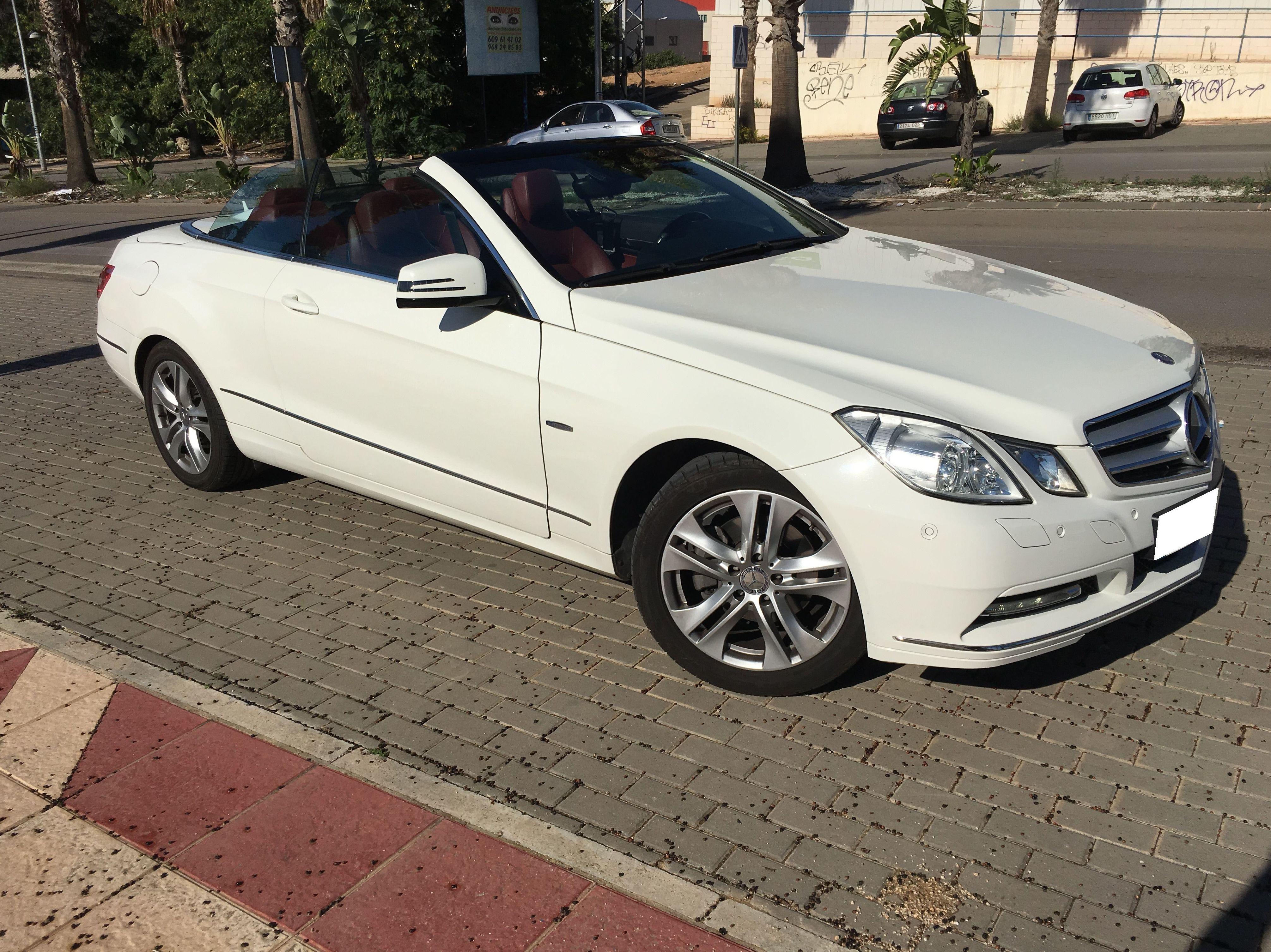 MERCEDES BENZ E 220 CDI: COCHES DE OCASION de Automóviles Parque Mediterráneo