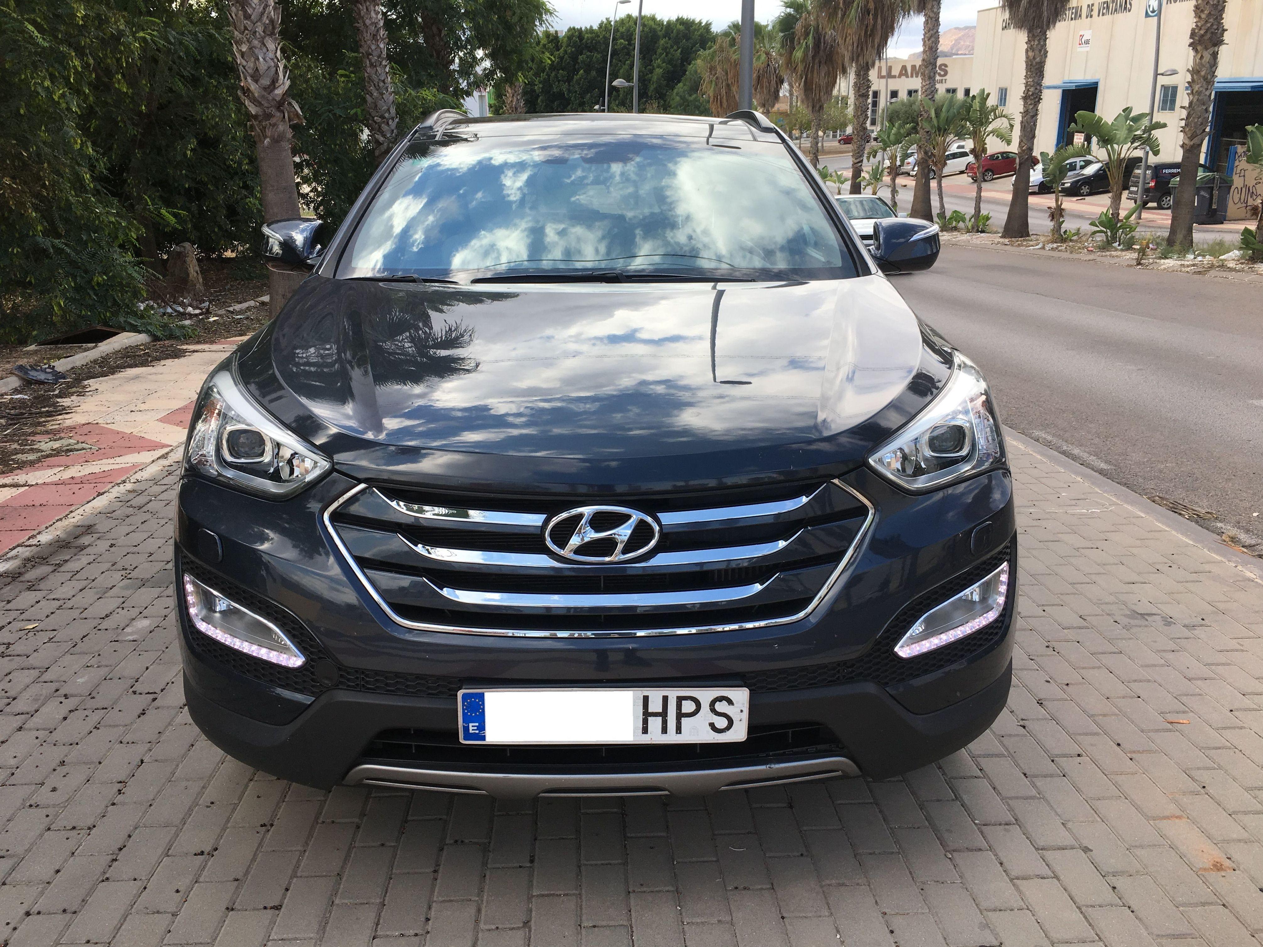 HYUNDAI SANTA FE: COCHES DE OCASION de Navirent-Automóviles Parque Mediterráneo