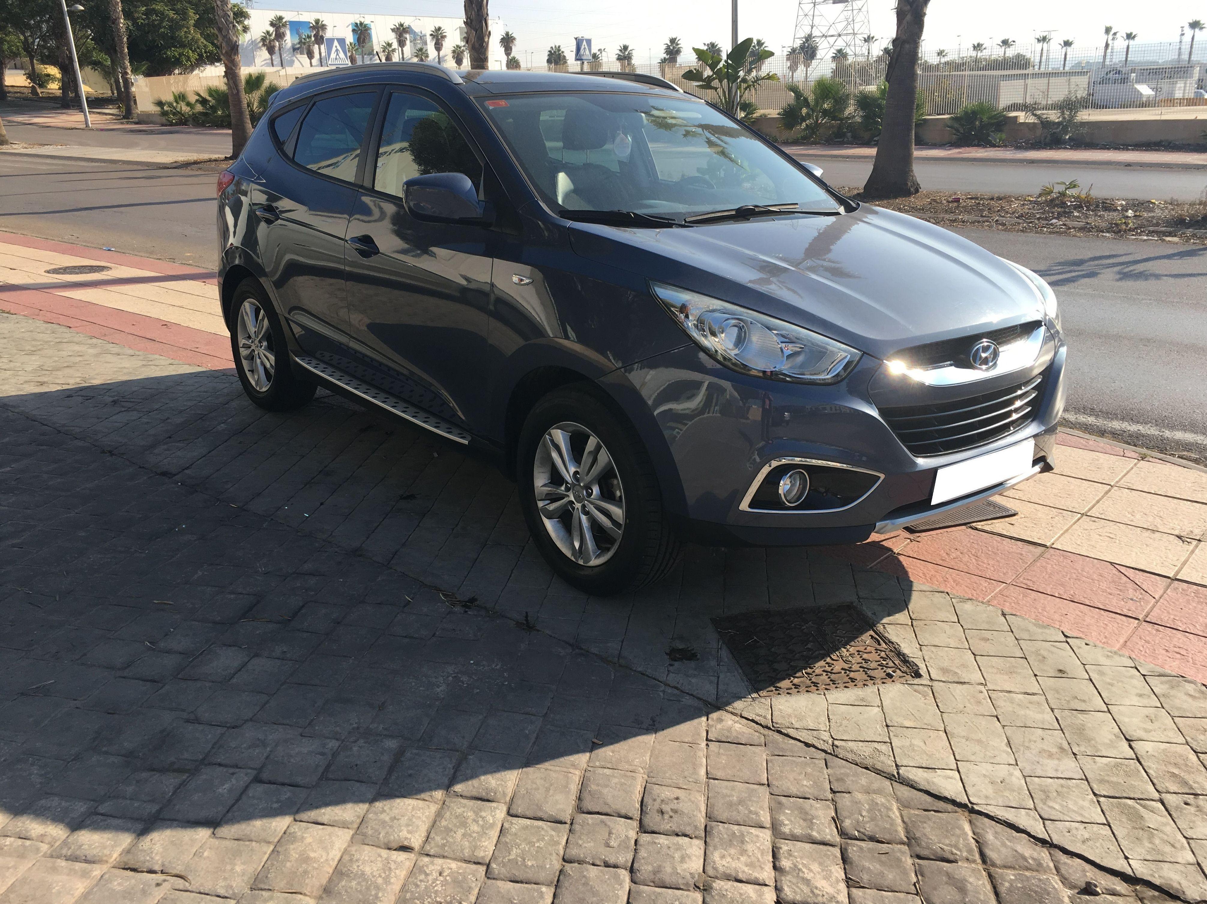 HYUNDAI IX35: COCHES DE OCASION de Navirent-Automóviles Parque Mediterráneo